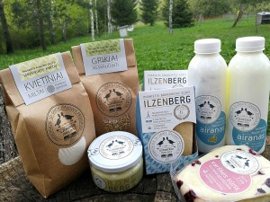 Ilzenbergo-produktai