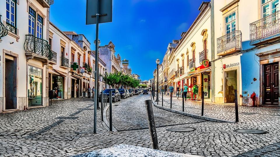 Algarve street